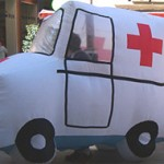 AMBULANCIA HINCHABLE