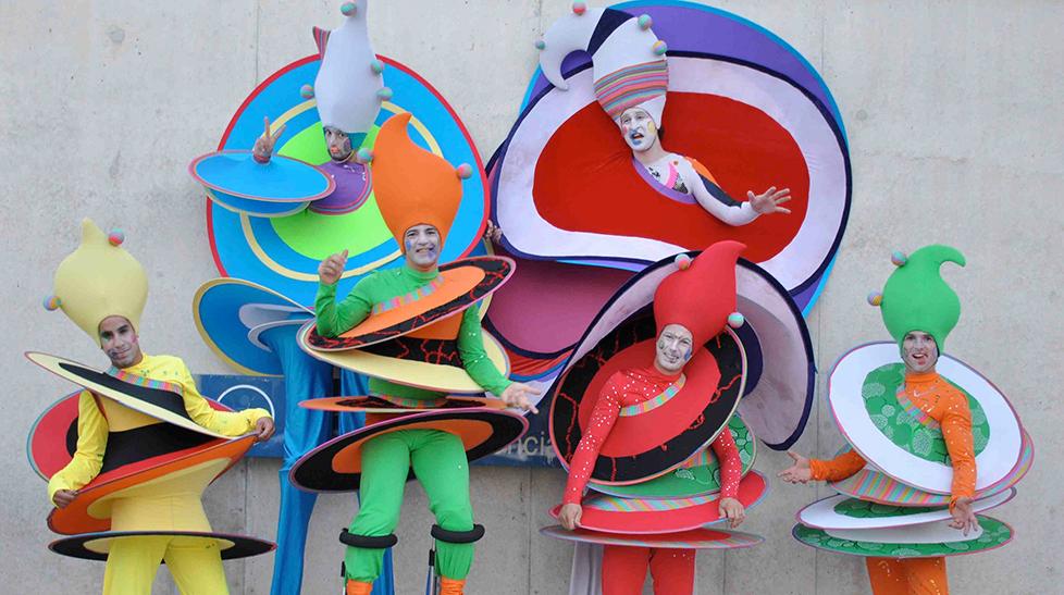 Cabalgatas de Reyes y Animación de calles